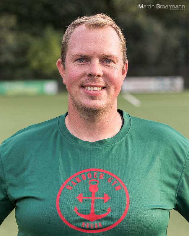 Stefan de Jong, TW-Trainer