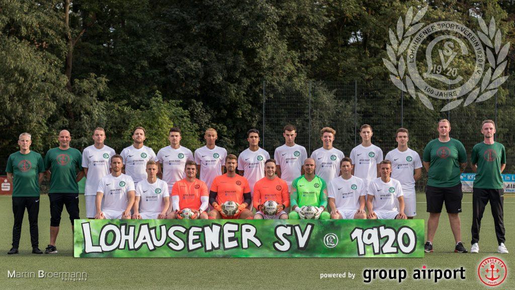 LSV 1. Mannschaft 2019/2020